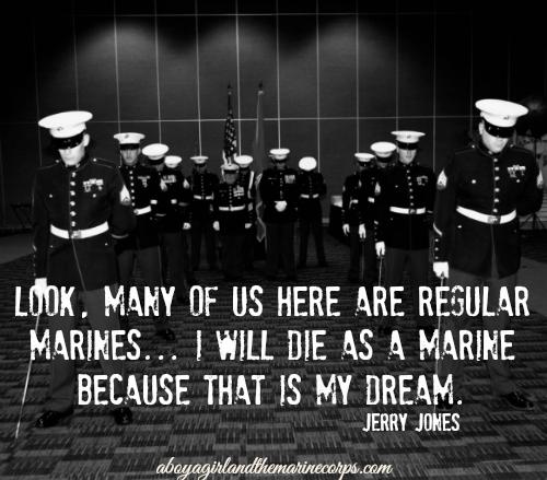 I Will Die A Marine