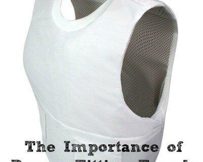 The Importance of Proper Fitting Female Body Armor // aboyagirlandthemarinecorps.com