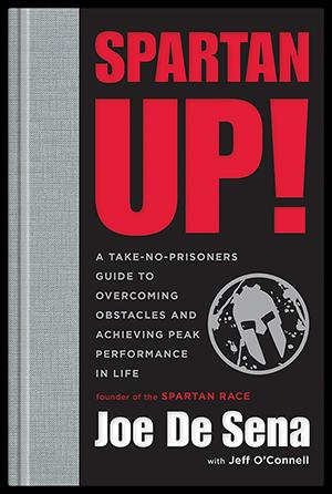 Spartan UP!